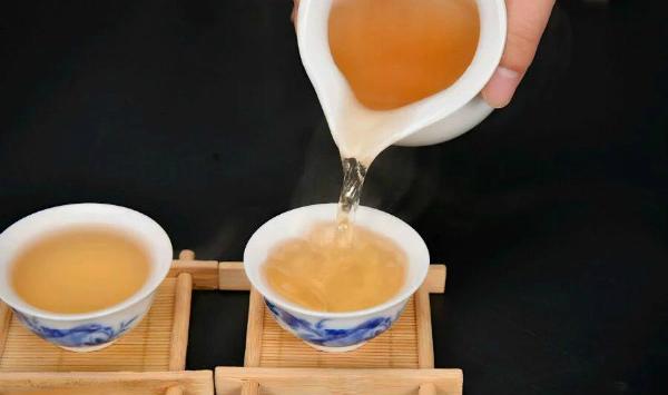单丛茶的品尝